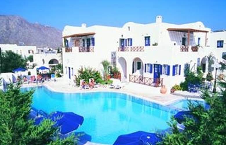 Kouros Village - Hotel - 0