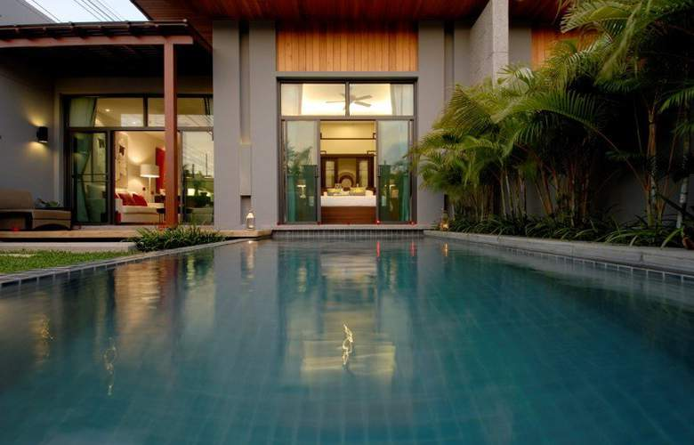 Two Villas Holiday, Onyx Style, Naiharn Beach - Pool - 2