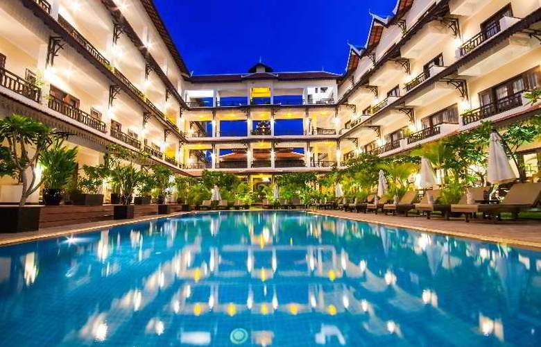 Saem Siem Reap Hotel - Pool - 3
