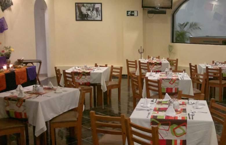 Hacienda de Castilla - Restaurant - 5