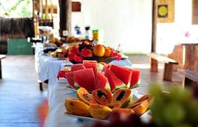 Pousada Aldeia Do Sol - Restaurant - 38