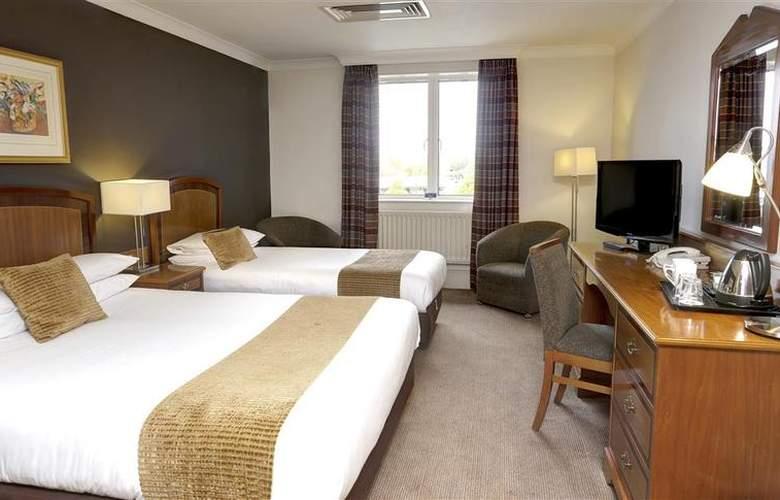 Best Western Stoke-On-Trent Moat House - Room - 76