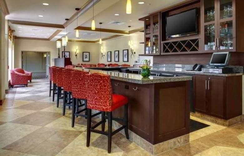 Hilton Garden Inn Pittsburgh/Cranberry - Bar - 2