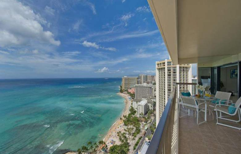 The Residences at Waikiki Beach Tower - Room - 12