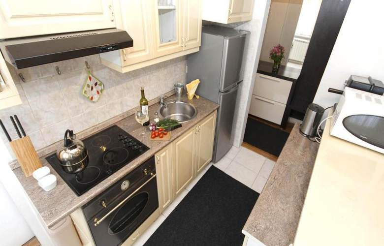 One Bedroom Apartment Hip & Spacious - Hotel - 18