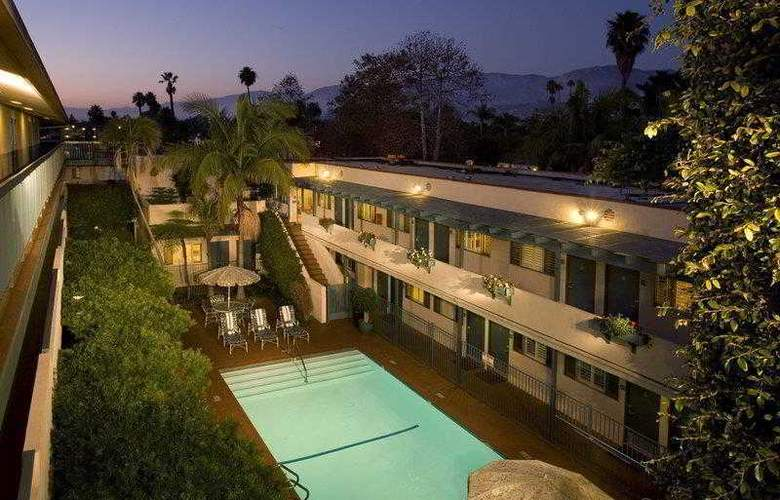 Best Western Beachside Inn Santa Barbara - Hotel - 17