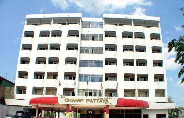 Champ Pattaya Hotel - Hotel - 0