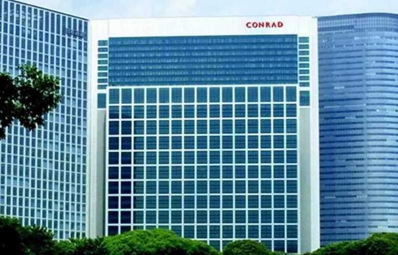 Conrad Tokyo - General - 2