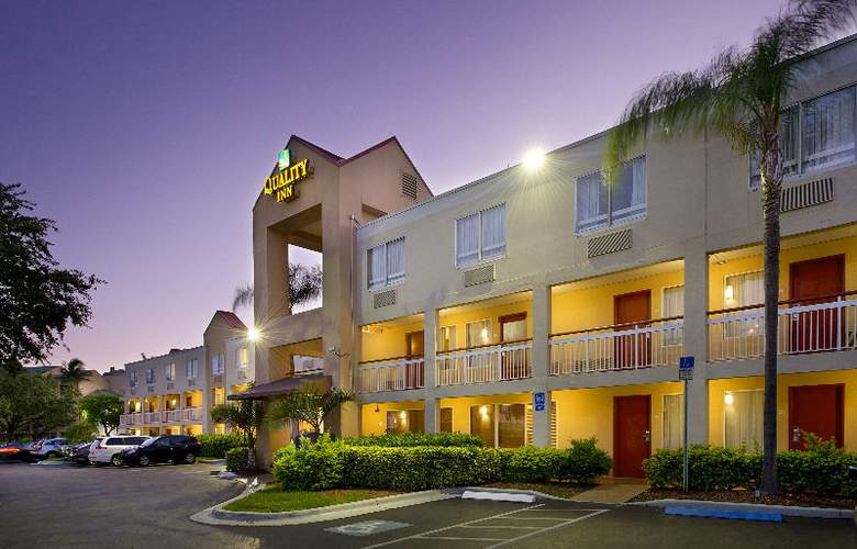 Quality Inn Miami Airport Doral - Hotel - 0