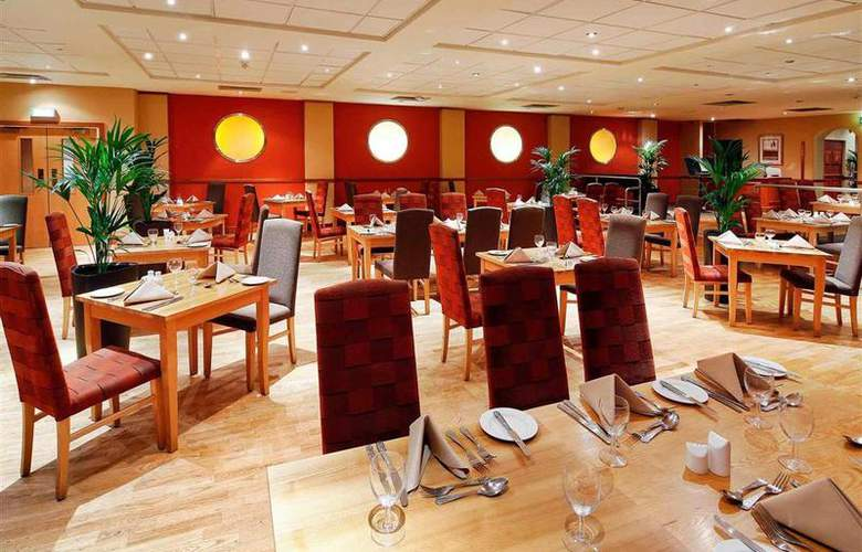 Mercure Chester North Woodhey House Hotel - Restaurant - 6