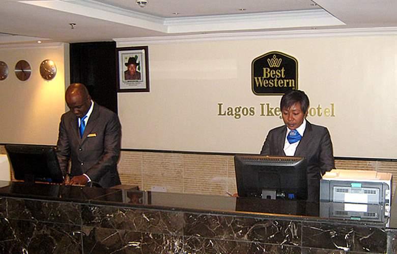 Best Western Lagos Ikeja - General - 5