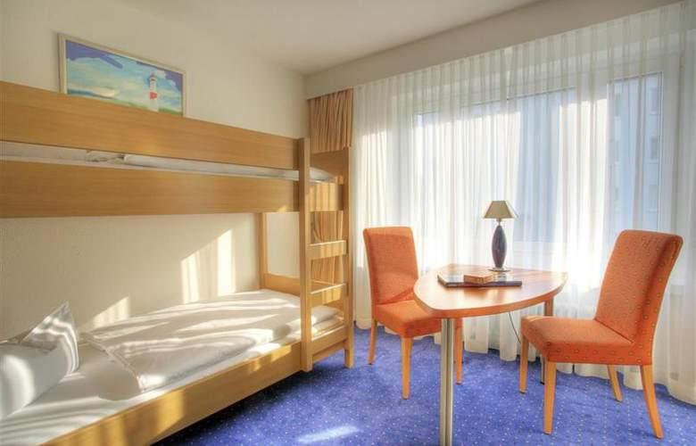 Best Western Hanse Hotel Warnemuende - Room - 56