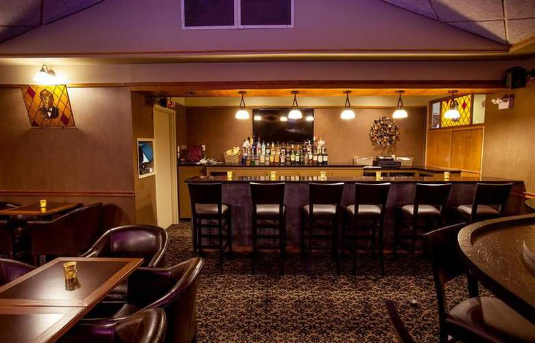 Best Western Glengarry Hotel - Bar - 89
