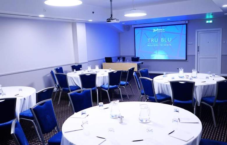 Radisson Blu Daugava - Conference - 12