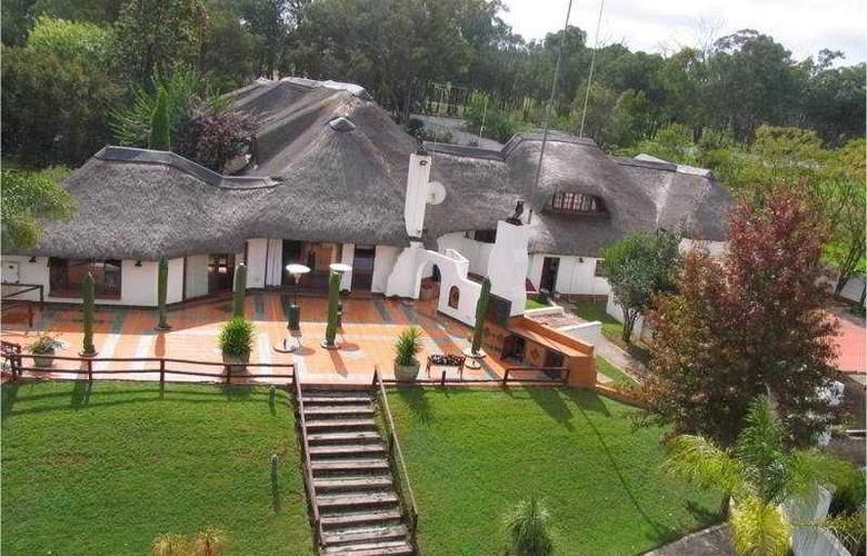 Zulu Nyala Country Manor - Hotel - 0