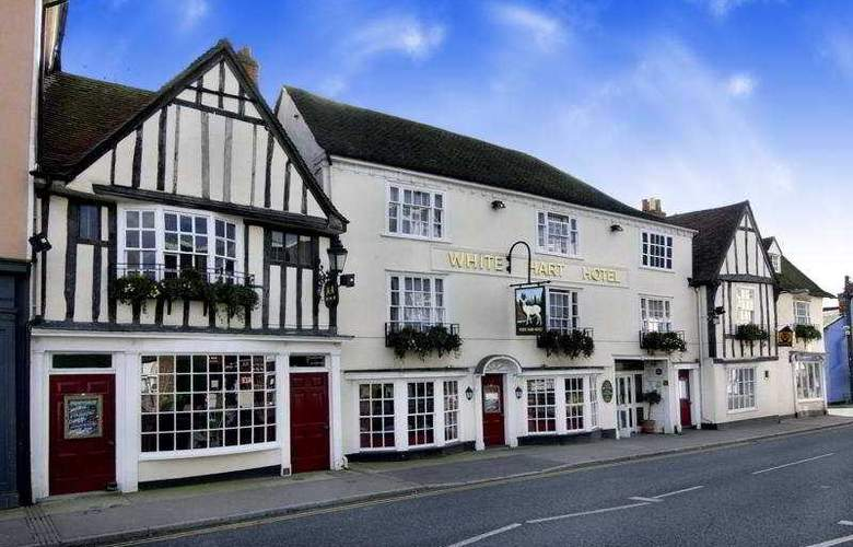 White Hart Hotel Coggeshall - General - 2