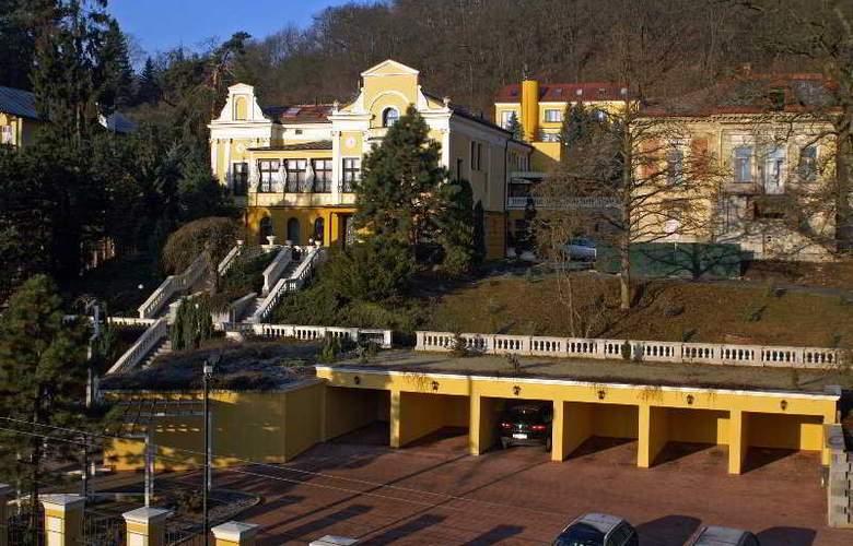 Parkhotel Brno - Hotel - 0