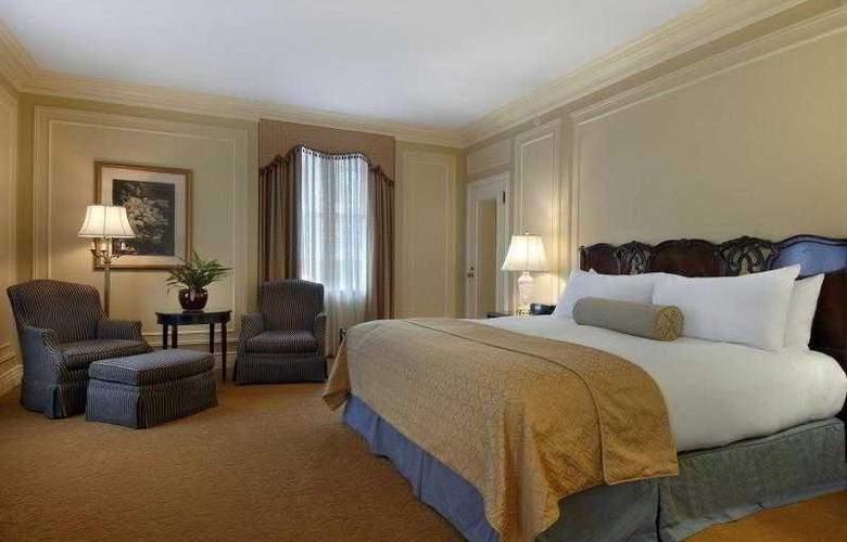The Fairmont Vancouver - Hotel - 11