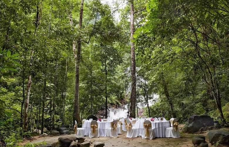 Le Meridien Khao Lak Beach and Spa Resort - Hotel - 36