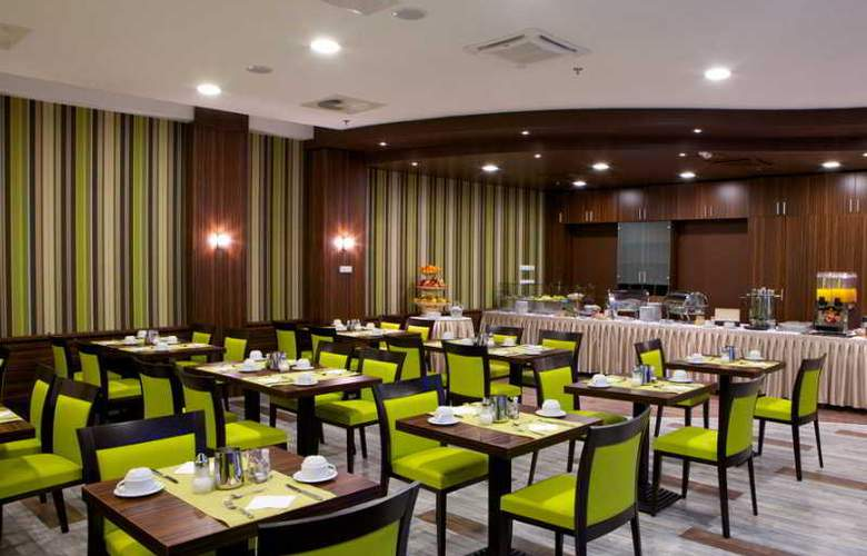 City Inn - Restaurant - 6