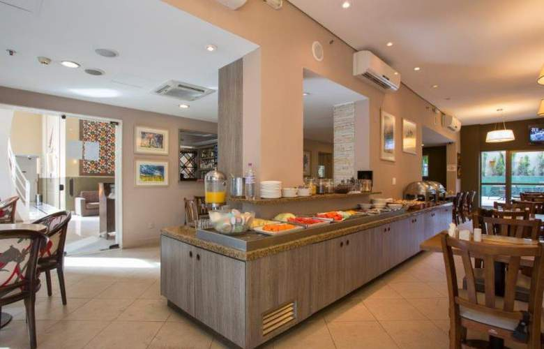 Howard Johnson Faria Lima Inn - Hotel - 7