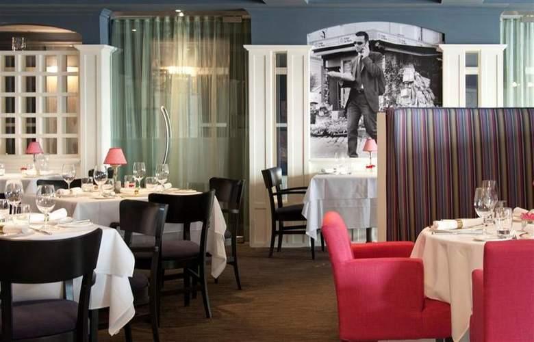 Best Western Hotel Aristocrate Quebec - Restaurant - 69