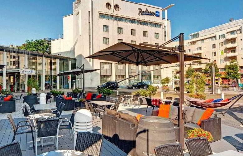 Radisson Blu Royal - Terrace - 10