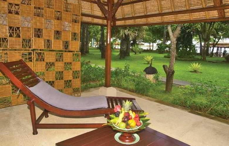 Belmond Jimbaran Puri Bali - Terrace - 11