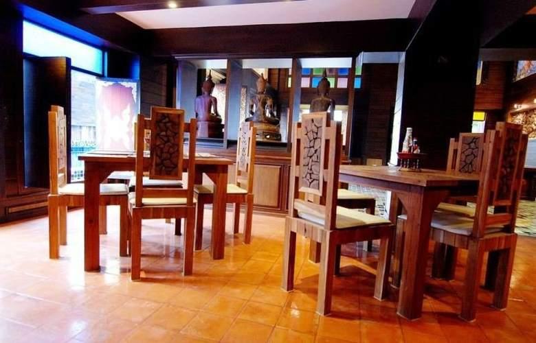 Singha Montra Lanna Boutique Style - Restaurant - 4