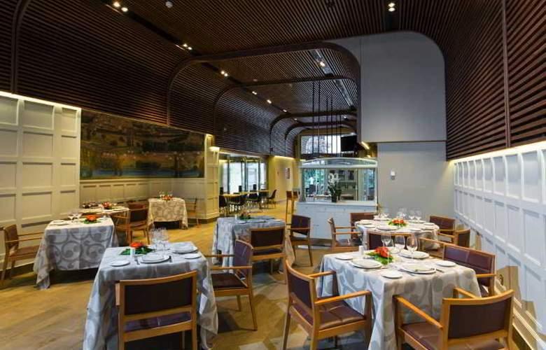 VP Jardin De Recoletos - Restaurant - 7