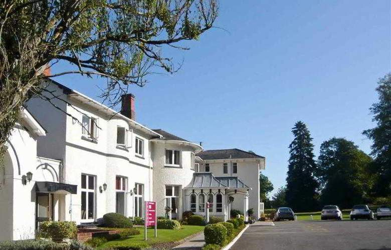 Mercure Brandon Hall Hotel & Spa - Hotel - 36