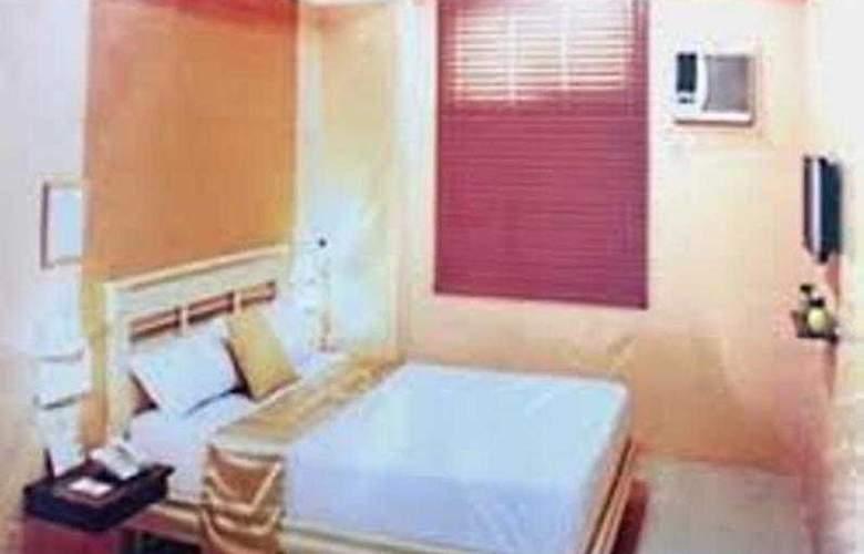 Tri-Place Hotel Quezon - Room - 8