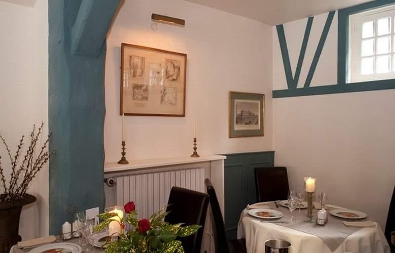 Hostellerie De La Vieille Ferme - Restaurant - 5