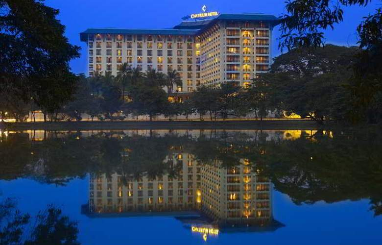 Chatrium Royal Lake Yangon - Hotel - 9