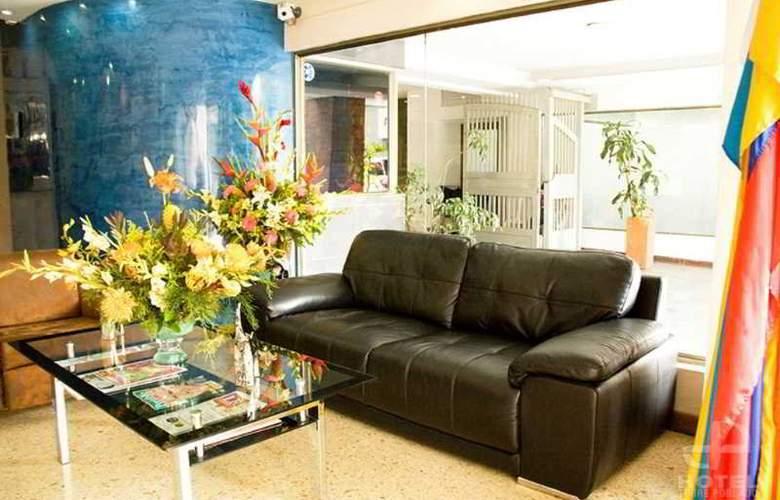 Aparta Suite Torre Poblado - Hotel - 1