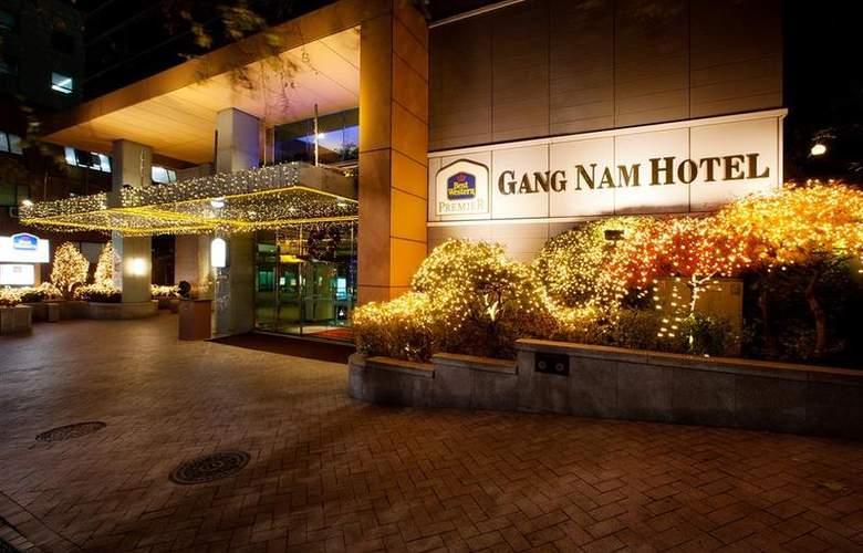 Best Western Premier Gang Nam - Hotel - 14