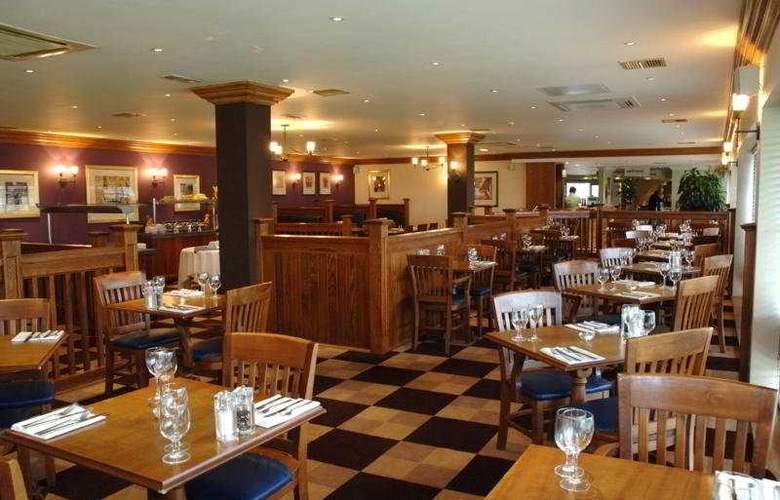 Holiday Inn Norwich - Restaurant - 5