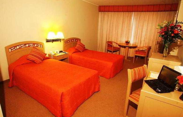 Del Pilar Miraflores Hotel - Room - 6
