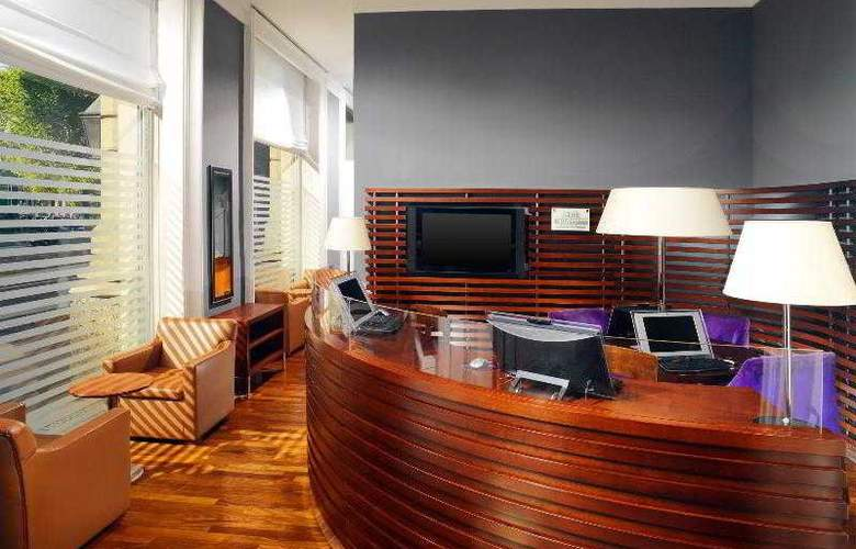 Sheraton Diana Majestic - Hotel - 1