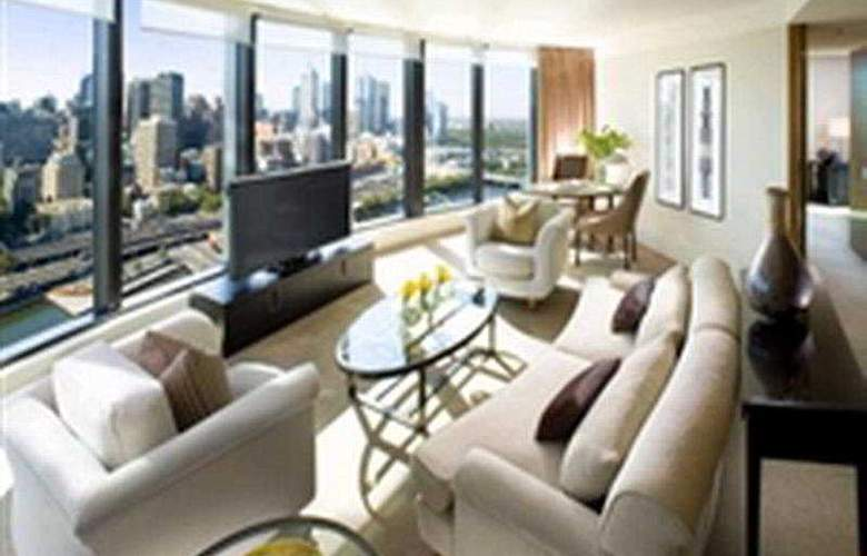 Crown Towers Melbourne - Room - 3