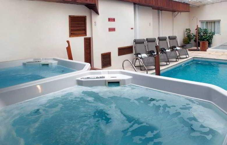 Ker Recoleta Hotel & Spa - Pool - 7