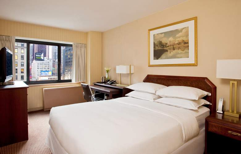 The Manhattan at Times Square Hotel - Room - 2