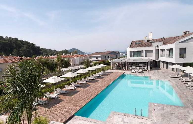 D-Resort Gocek - Pool - 20