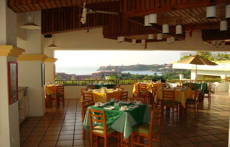 Park Royal Huatulco - Restaurant - 15