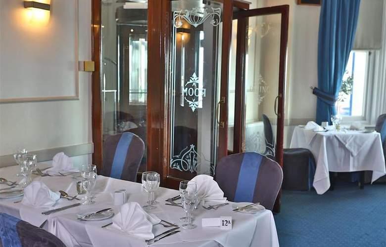 Best Western York House - Restaurant - 192