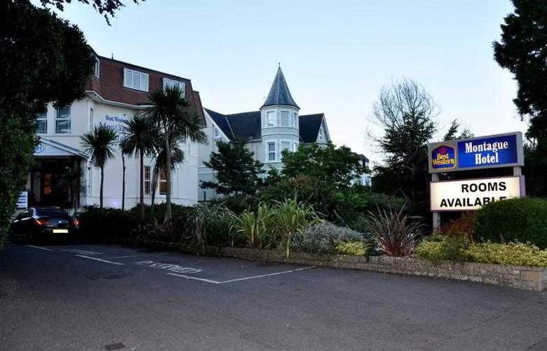 Best Western Montague Hotel - Hotel - 36