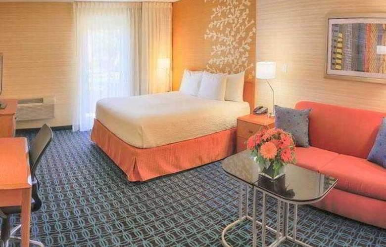 Fairfield Inn & Suites San Jose Airport - Hotel - 11