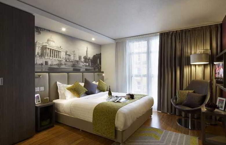 Citadines PrestigeTrafalgar Square London - Room - 3
