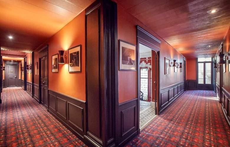 New Hotel du Midi - Room - 11