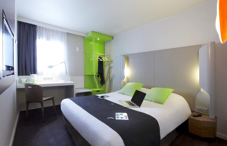 Campanile Lyon Ouest-Tassin - Room - 5